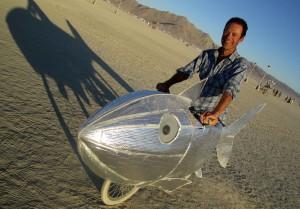 Fish Bike Lee